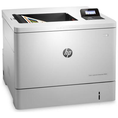 HP LaserJet Enterprise M553dn Renkli  B5L25A Lazer Yazıcı