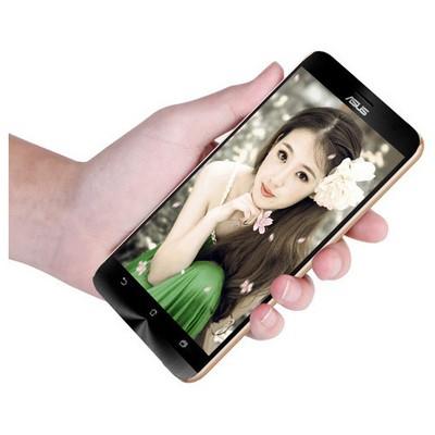 Microsonic Premium Slim Asus Zenfone 2 (5.5'') Kılıf Kırmızı Cep Telefonu Kılıfı