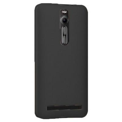 Microsonic Premium Slim Asus Zenfone 2 (5.5'') Kılıf Siyah Cep Telefonu Kılıfı