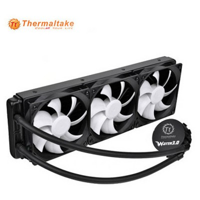 Thermaltake Water 3.0 Ultimate 360mm Radyatör (3x120mm lı) Sıvı Soğutma Kiti Fan
