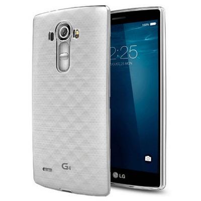Microsonic Lg G4 Clear Soft Şeffaf Kılıf Cep Telefonu Kılıfı