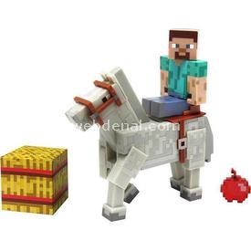 Minecraft Steve Ve Atı Figür Oyuncaklar