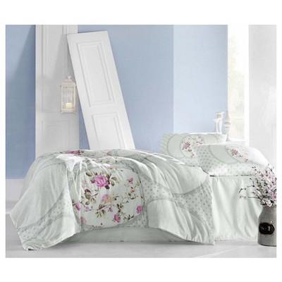 Altınbaşak Perlita Uyku Seti Çift Kişilik - Mint Uyku Setleri