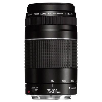 Canon Lens Ef 75-300mm F/4.0-5.6 Iıı