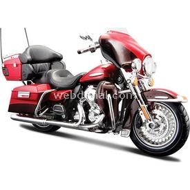 Maisto Harley Davidson 2013 Flhtk Electra Glide Ult 1:12 Model Motosiklet Arabalar