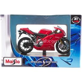 Maisto Ducati 1098s 1:18 Model Motorsiklet Arabalar