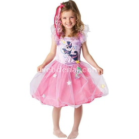 Rubies My Little Pony Çocuk Kostümü 5-6 Yaş Kostüm & Aksesuar