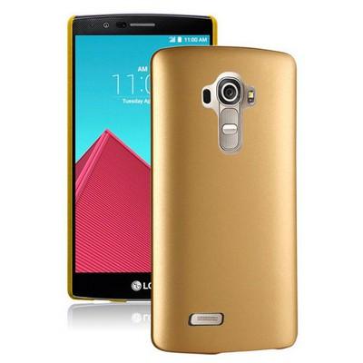Microsonic Premium Slim Lg G4 Kılıf Gold Cep Telefonu Kılıfı