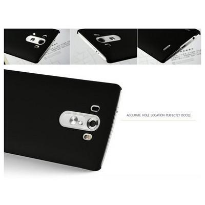 Microsonic Premium Slim Lg G4 Kılıf Siyah Cep Telefonu Kılıfı