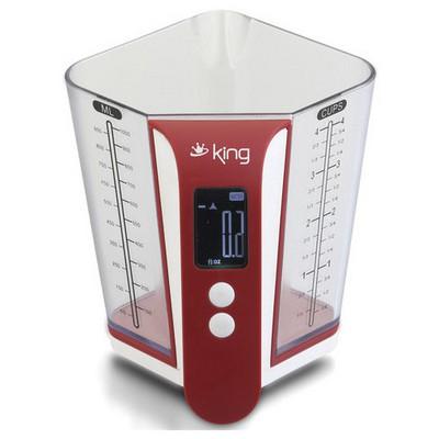 King Ec-315 2 Kg Kapasiteli Elektronik Mutfak Tartısı