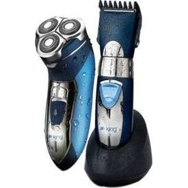 King Aqua 2in1 P-070-071 Erkek Bakım Seti Tıraş Makinesi