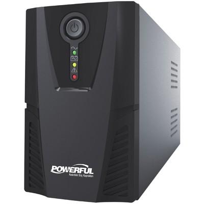 Powerful 600 VA LİNE Interactive UPS Kesintisiz Güç Kaynağı