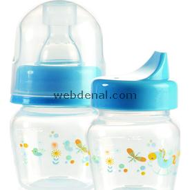 Bebedor 20301 Mini Biberon Mavi Bebek Besleme