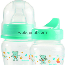 Bebedor 20301 Mini  Yeşil Biberon