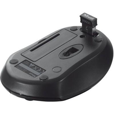 Trust Modo Compact Kablosuz Klavye ve Mouse Seti (20031)