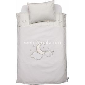 Funna Baby Luna Elegant 0409 Park Yatak Uyku Seti Bebek Uyku Seti