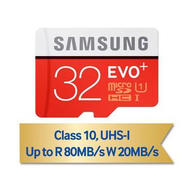 Samsung 32gb Msd Evo Plus Mb-mc32da/tr