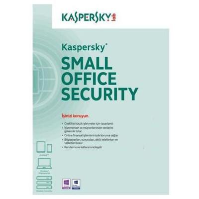 Kaspersky Ksos Small Office Security, (1 Server + 10 Pc + 10 Md), 3 Yıl Güvenlik Yazılımı