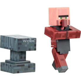 Giochi Preziosi Minecraft Villager Blacksmith Figür Oyuncak 7 Cm Figür Oyuncaklar