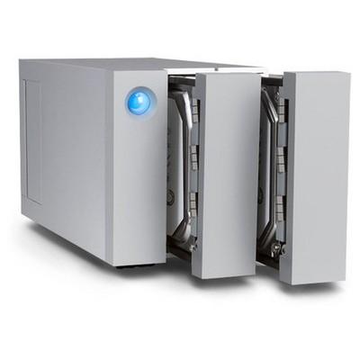 LaCie 6tb 3.5 Inc Lac9000437ek 2bıg 2x Thunderbolt2 + Usb 3.0 Raid 0,1 Harici Disk (mac + Pc) NAS Depolama Ünitesi