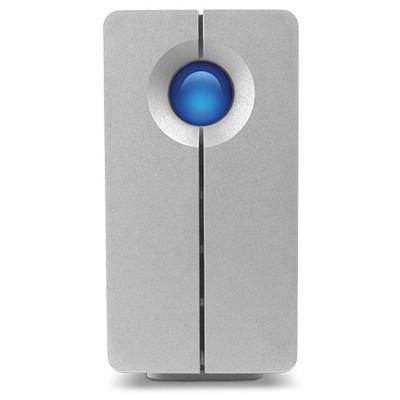 Lacie 8tb 3.5 Inc Lac9000317 2bıg Quadra 2x Fırewıre 800 & Usb 3.0 Raıd 0,1 Fansız Ha