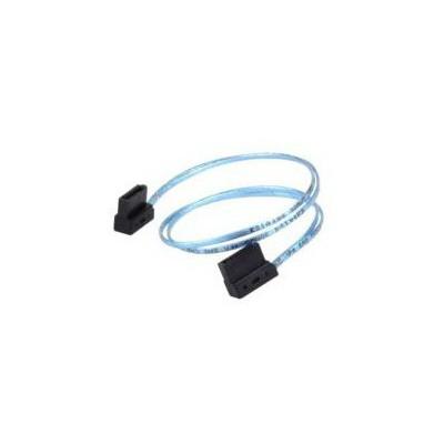 Silverston Sst-cp11 30 Cm Sata 3 Ultra Slim Mavi Kablo Kasa İçi Kablolar