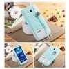 Microsonic Fabitoo Samsung Galaxy Grand 2 Candy Kılıf Turkuaz Cep Telefonu Kılıfı