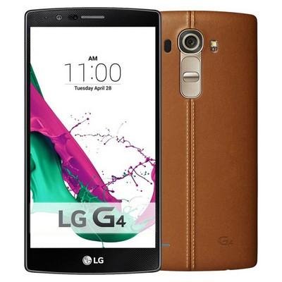 LG G4 H815 Kahverengi Deri Distribütör Garantili Cep Telefonu