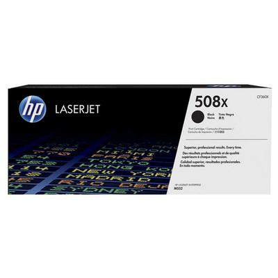 HP  CF360X 508X Siyah LaserJet Toner Kartuşu