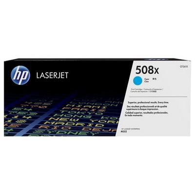 HP CF361X 508X Mavi LaserJet  Kartuşu Toner