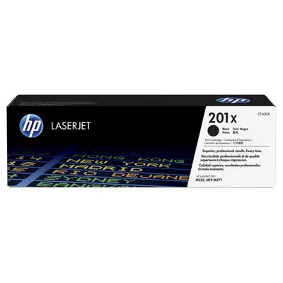 HP Cf400x (201x) Siyah Yüksek Kapasiteli  2.800 Sayfa Toner