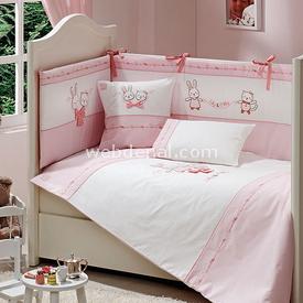 Funna Baby Lily Ve Milly 4002 Uyku Seti 70x130 Uyku Setleri