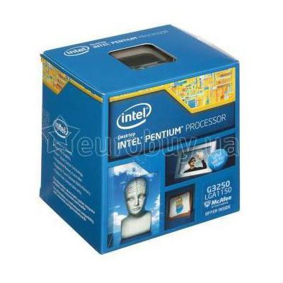 Intel Pentium G3250 İki Çekirdekli İşlemci