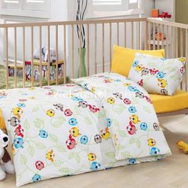 Cotton Box Coton Box 2000 Bebek Nevresim Takımı 100x150 Cikcik Nevresim / Pike Takımı