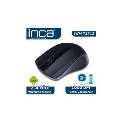 Inca Iwm-t371s Wireless Siyah Mouse