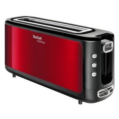 Tefal Express Ekmek Kızartma Makinesi - Uzun Kırmızı