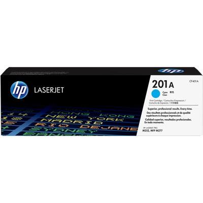 HP 201A Mavi CF401A 1400 Sayfa Toner
