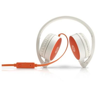 HP H2800 Stereo Kulaklık -turuncu /f6j05aa Kafa Bantlı Kulaklık