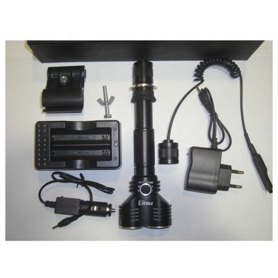 Police 99 Şarjlı Tüfek Feneri Ps-99 Fener & Işıldak