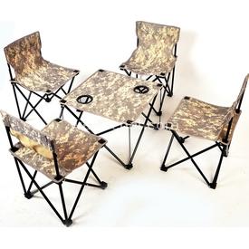 Andoutdoor 4 Sandalye 1 Masa Çantalı Set And201 And201 Bahçe Mobilyası