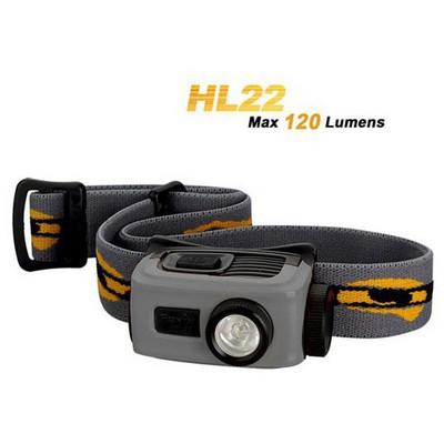 Fenix Hl22 Gri Kafa Lambası 120 Lümens Fener & Işıldak