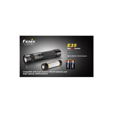 Fenix E35 High Performance 225 Lümens Siyah Fener Fener & Işıldak