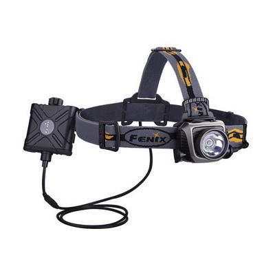 Fenix Hp15 Gri Kafa Lambası 500 Lümens Fener