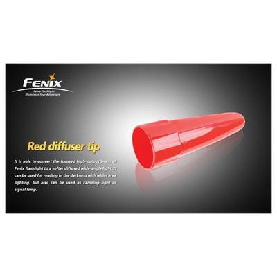 Fenix Ad 102-r Diffuser Tip Kırmızı (tk Serisi) Fener
