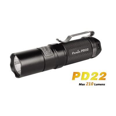 Fenix Pd22 G2 Max 210 Lümens Fener Fener & Işıldak