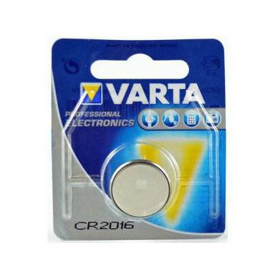 Varta Professional Cr2016 Pil Pil / Şarj Cihazı