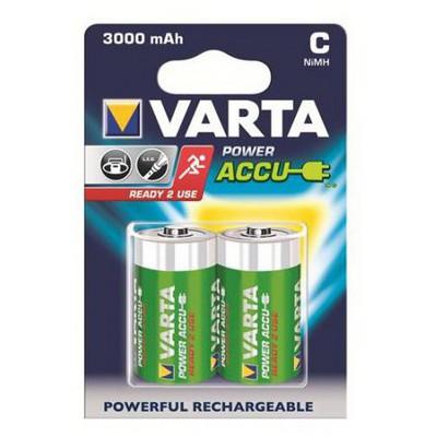 Varta Power Accu Orta Pil-c Pil / Şarj Cihazı
