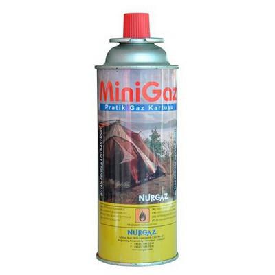 Nurgaz Turbo Torch Minigaz Pürmüz Ng 505 Kömürlü Mangal
