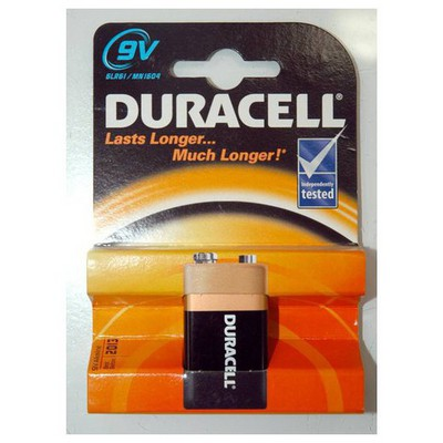 Duracell 9v Pil 035.503.012 Pil / Şarj Cihazı