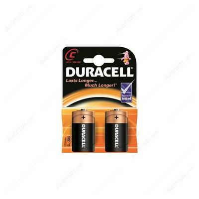 Duracell C Orta Pil 035.503.010 Pil / Şarj Cihazı